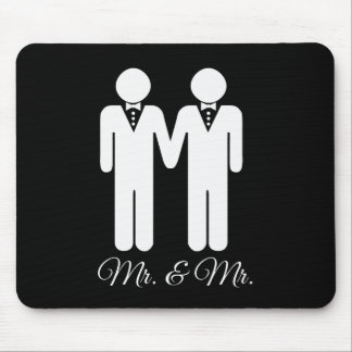 THE MR. AND MR. MOUSEPADS