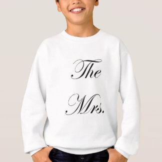 The Mrs Sweatshirt