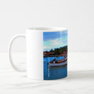 The mug Gommier of Martinique