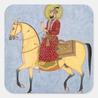 The Mughal Emperor Farrukhsiyar(1683-1719) (r.1713 Stickers