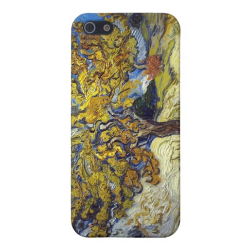 The Mulberry Tree. Vincent Van Gogh. Case For iPhone 5
