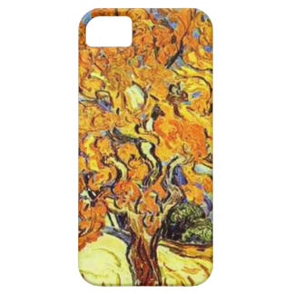 The Mulberry Tree, Vincent van Gogh. Vintage art iPhone 5 Cases