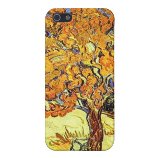 The Mulberry Tree, Vincent van Gogh. Vintage art Case For iPhone 5/5S