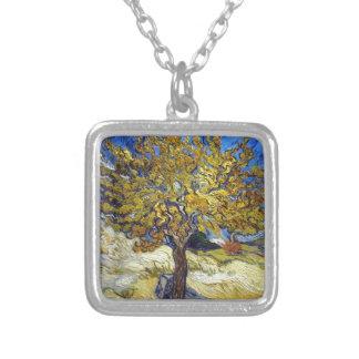 The Mulberry Tree, Vincent van Gogh. Vintage Pendants