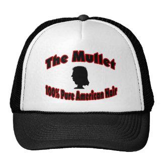 The Mullet 100% Pure American Hair Cap