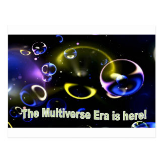 The Multiverse Era is here! Postcard