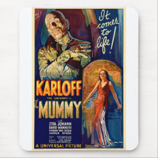 The Mummy 1932 Film Mouse Mat