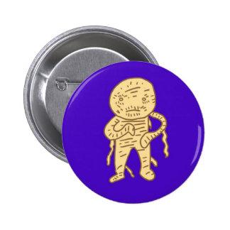 The Mummy 6 Cm Round Badge