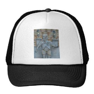 The mummy mesh hats
