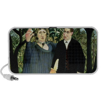 The Muse Inspiring the Poet, 1908-09 Portable Speaker
