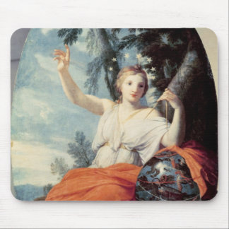 The Muse Urania, 1646-47 Mouse Mat