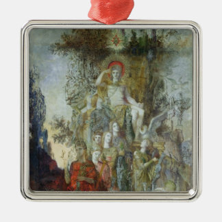 The Muses Christmas Ornament