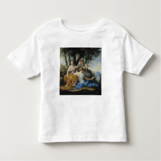 The Muses, Clio, Euterpe and Thalia, c.1652-55 Toddler T-Shirt