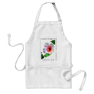 The MUSEUM Artist Series by jGibney  Hibiscus1 Standard Apron