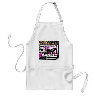 The MUSEUM Artist Series by jGibney  Together2 Standard Apron
