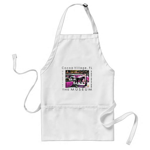 The MUSEUM Artist Series by jGibney  Together Aprons