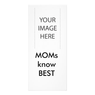 The MUSEUM Artist Series gibsphotoart MOMs know Be Personalized Rack Card