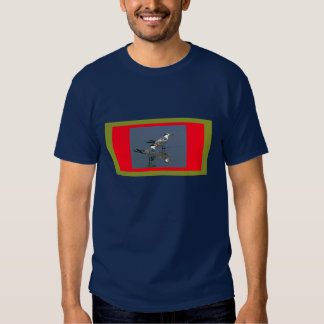 The MUSEUM Artist Series jGibney Birds2CocoaBeach1 T-shirt