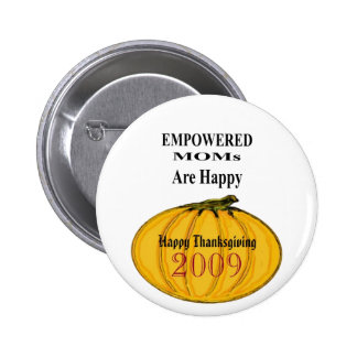 The MUSEUM Artist Series jGibney Happy 2009Empowed Button