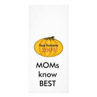 The MUSEUM Artist Series jGibney MOMS pumpkin7 Custom Rack Cards