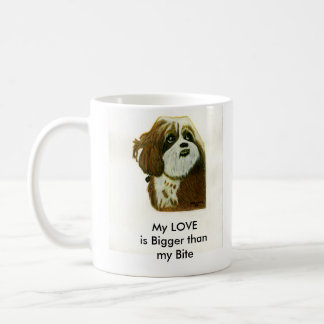 The MUSEUM Artist Series jGibney Murphy Dog Mug