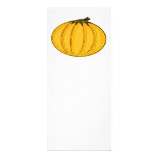 The MUSEUM Artist Series jGibney Pumpkin7tc100 Personalized Rack Card
