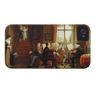 The Music Lesson iPhone 4 Case-Mate Case