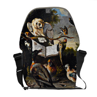 The Music Lesson Courier Bag