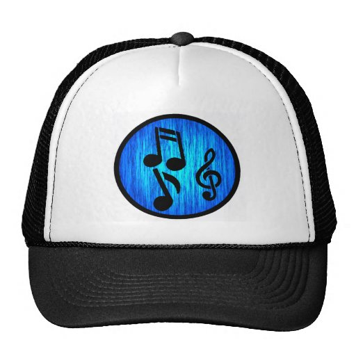 THE MUSIC LIVES TRUCKER HAT