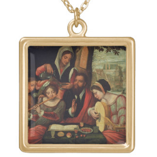 The Music Party Pendant