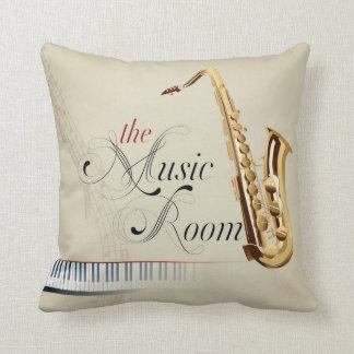The Music Room 2 Cushion