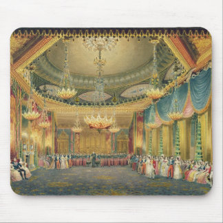 The Music Room, from 'Views of the Royal Pavilion, Mouse Mat