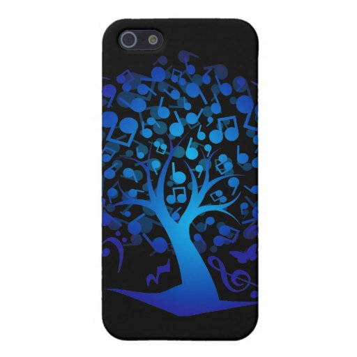 The_Music_Tree Case For iPhone 5