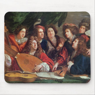 The Musical Society, 1688 Mouse Mat