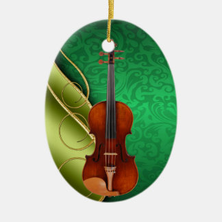 The Musician Christmas Ornament