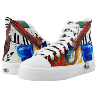 The Musician High tops