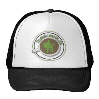 The Musicians Cafe Trucker Hat