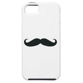 The Mustache Design Tough iPhone 5 Case