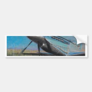The Mustang Bumper Sticker