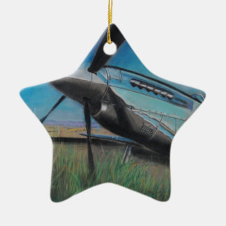 The Mustang Christmas Ornament