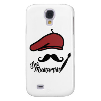 The Mustartist custom HTC case
