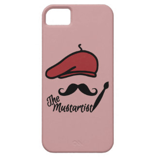 The Mustartist custom iPhone case