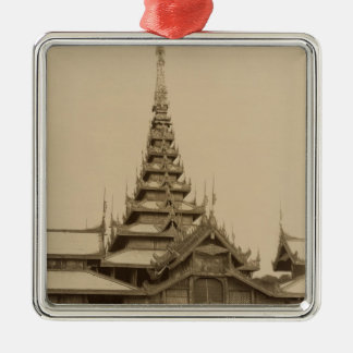 The Myei-nan or Main Audience Hall Christmas Ornament
