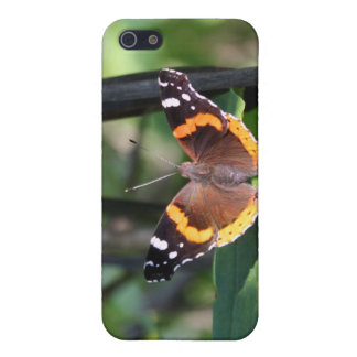 """The Mysterious One"" Butterfly Photography iPhone 5 Cover"