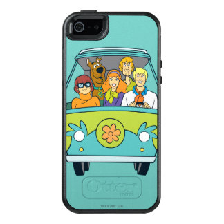 The Mystery Machine OtterBox iPhone 5/5s/SE Case