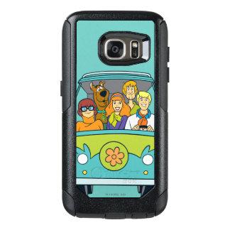 The Mystery Machine OtterBox Samsung Galaxy S7 Case