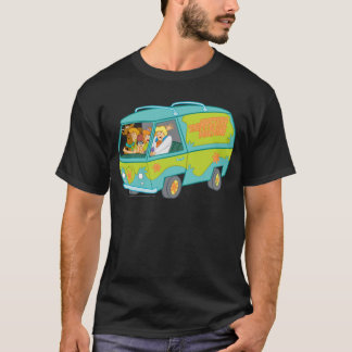 The Mystery Machine Shot 12 T-Shirt