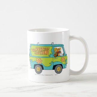 The Mystery Machine Shot 13 Coffee Mug