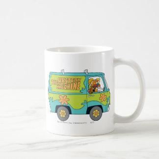The Mystery Machine Shot 13 Classic White Coffee Mug