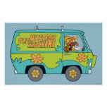 The Mystery Machine Shot 13 Poster